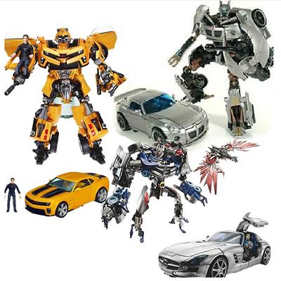 Transformers Action Figure Bambini Giocattoli OPTIMUS PRIME Ironhide Bombo Robot
