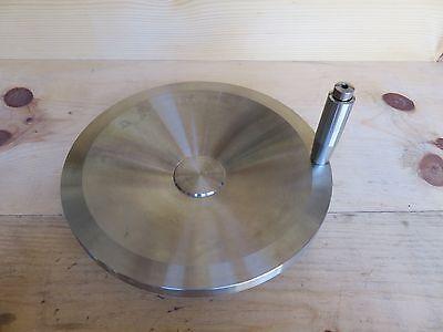 "6 /"" Stainless Steel Handwheel with handle #579-C-3"