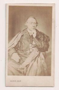 Vintage-CDV-Cardinal-Nicholas-Wiseman-Archbishop-of-Westminster-Franck-Photo