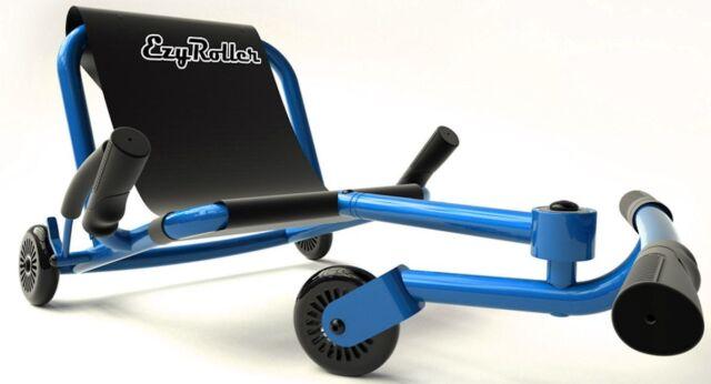 Ezy Roller Drifter Kids 3 Wheel Ride On Ultimate Riding Machine EzyRoller BLUE