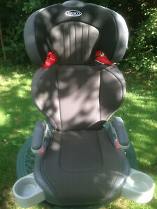 Graco Junior Maxi Lightweight High back Booster Car Seat, Group 2/3 (4-12 Years)