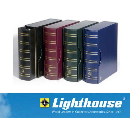 Certified Coins Album Lighthouse Giant Gigant Grande Binder Slipcase Pages USA
