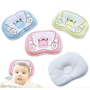 cf91a5f5e Infant Newborn Bedding Baby Head Shape Pillow Shaping