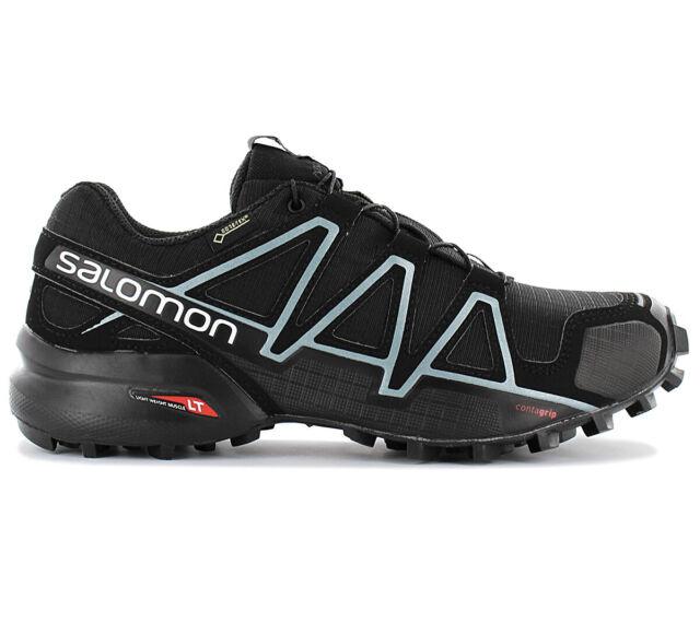 Salomon Speedcross 4 Gtx W Gore tex 383187 Women's Trail Running Shoes Hiking
