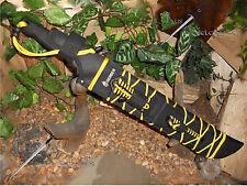 Machete/Sword/Knife/Saw/Spear/Harpoon/Gerber/Zombie/Paracord survival kit /Y/