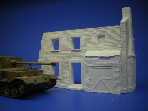 Ruine Hausecke TSD-72024 1//72 Normandy House