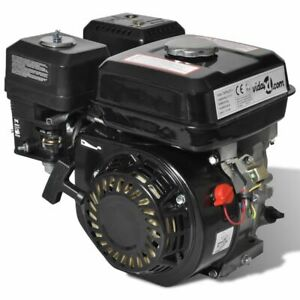 vidaXL-Benzinemotor-6-5-pk-Benzine-Motor-Motors-Aandrijving-Aandrijfmotor