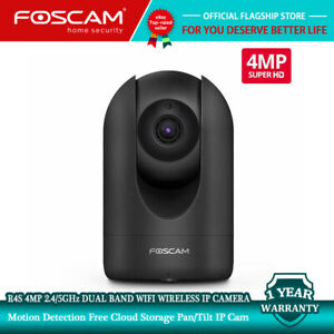 Foscam-R4S-4MP-2-4-5GHz-Dual-Band-WiFi-Home-Security-IP-Cameras-Indoor-Wireless