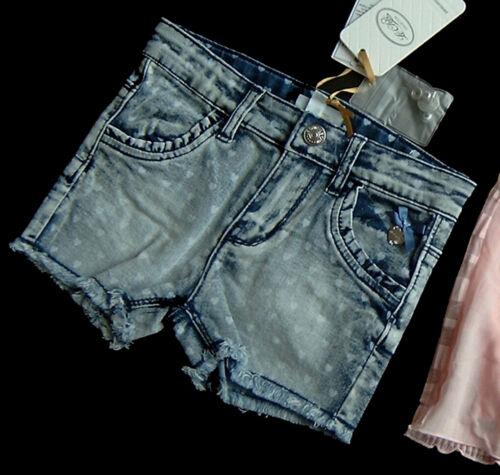 34/% Sale /% LE CHIC süße Jeans-Shorts Herzchen light blue Sommer UVP 44,95€ NEU