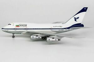 NG-07002-Iran-Air-Boeing-747SP-Final-Hue-EP-IAB-Diecast-1-400-Jet-Model-Airplane