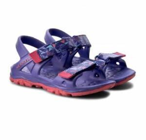BNEW-Merrell-Kids-Girl-039-s-Hydro-Drift-Big-Kid-Purple-Coral-size-7-Big-Kid-M