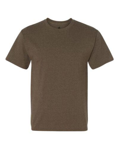 NEW Hanes Mens ComfortBlend EcoSmart Short Sleeve T-Shirt 50//50 Tee S-4XL 5170