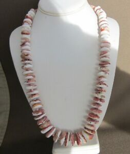 Large-and-Long-Spiny-Oyster-Graduated-Necklace