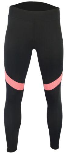 Didoo Femme jambières thermiques Compression Yoga Pantalon Femmes Gym Entraînement Pantalon