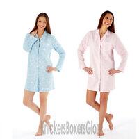 Ladies/Womens Polyester Nightshirt/Nightie/Nightdress Size 10 12 14 16 18 20