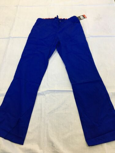 Dickies Modern Classic Tall Womens Small Blue Scrubs