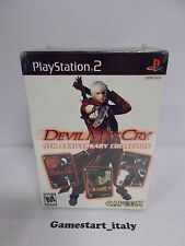 DEVIL MAY CRY 5TH ANNIVERSARY COLLECTION (SONY PS2 PLAYSTATION) NEW NTSC VERSION