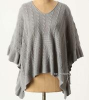 Anthropologie Moth Arced Ripples Pullover Size M/l