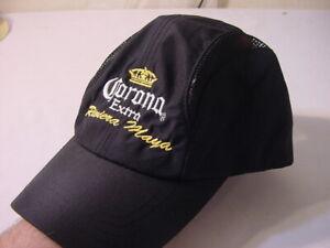 CORONA-EXTRA-RIVIERA-MAYA-RUNNING-ADJUSTABLE-HAT-OSFM