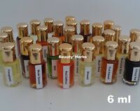 India's Famous Traditional Attar 6ml Concentrated Perfume Oil, Buy 2 Get 1 Free