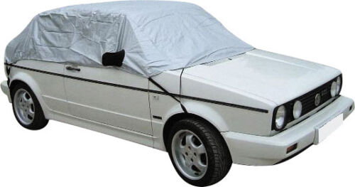 Showerproof Half Car Cover Gives UV//Weather Protection to Soft//Hard top-Small