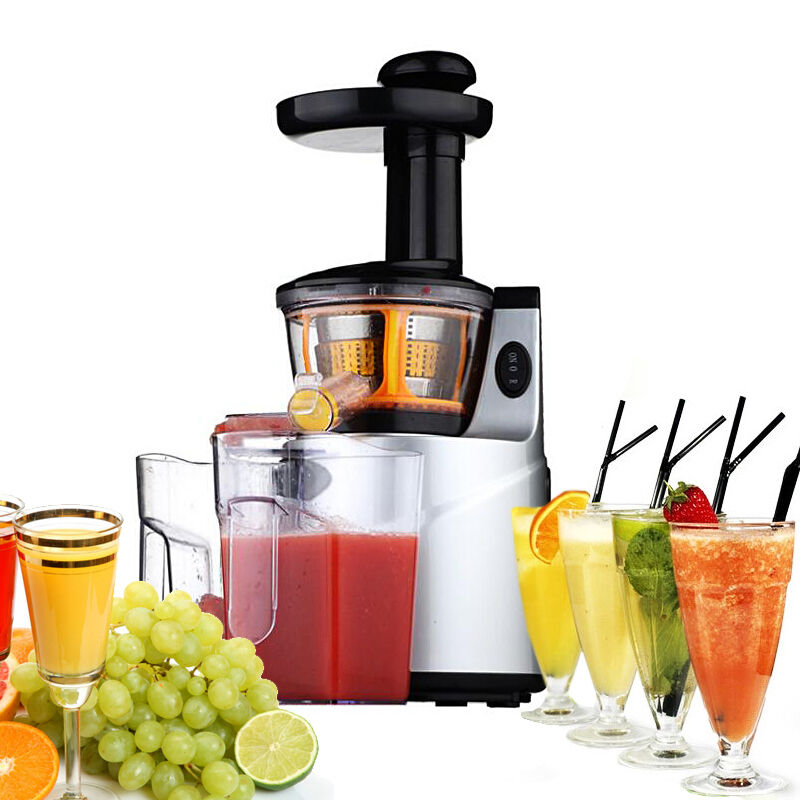 220 V Fruit Juicer Agrumes Orange Citron Presse-Fruits Extracteur Inox Pro Juicer