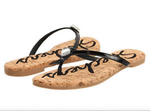 Women's Shoe Sanuk Yoga Sling 2 Prints Sandal SWS10535 Black Natural Congo *New*
