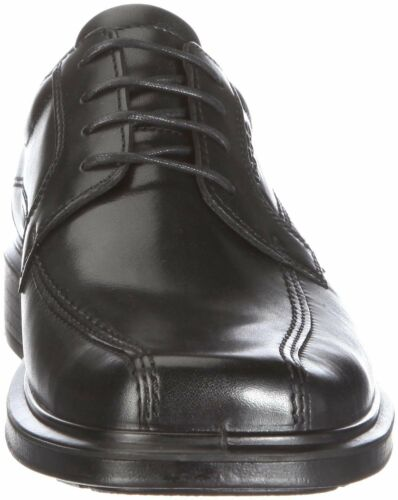 Ecco Homme Helsinki 50104 Cuir Noir Lacets Robe Chaussure