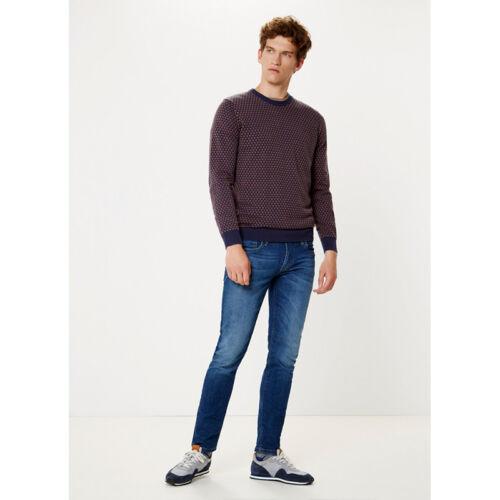 Jeans Addle Maglioncino Pepe Maglione Indigo Uomo S Maglia Pm701197 Man CqIwxOxE