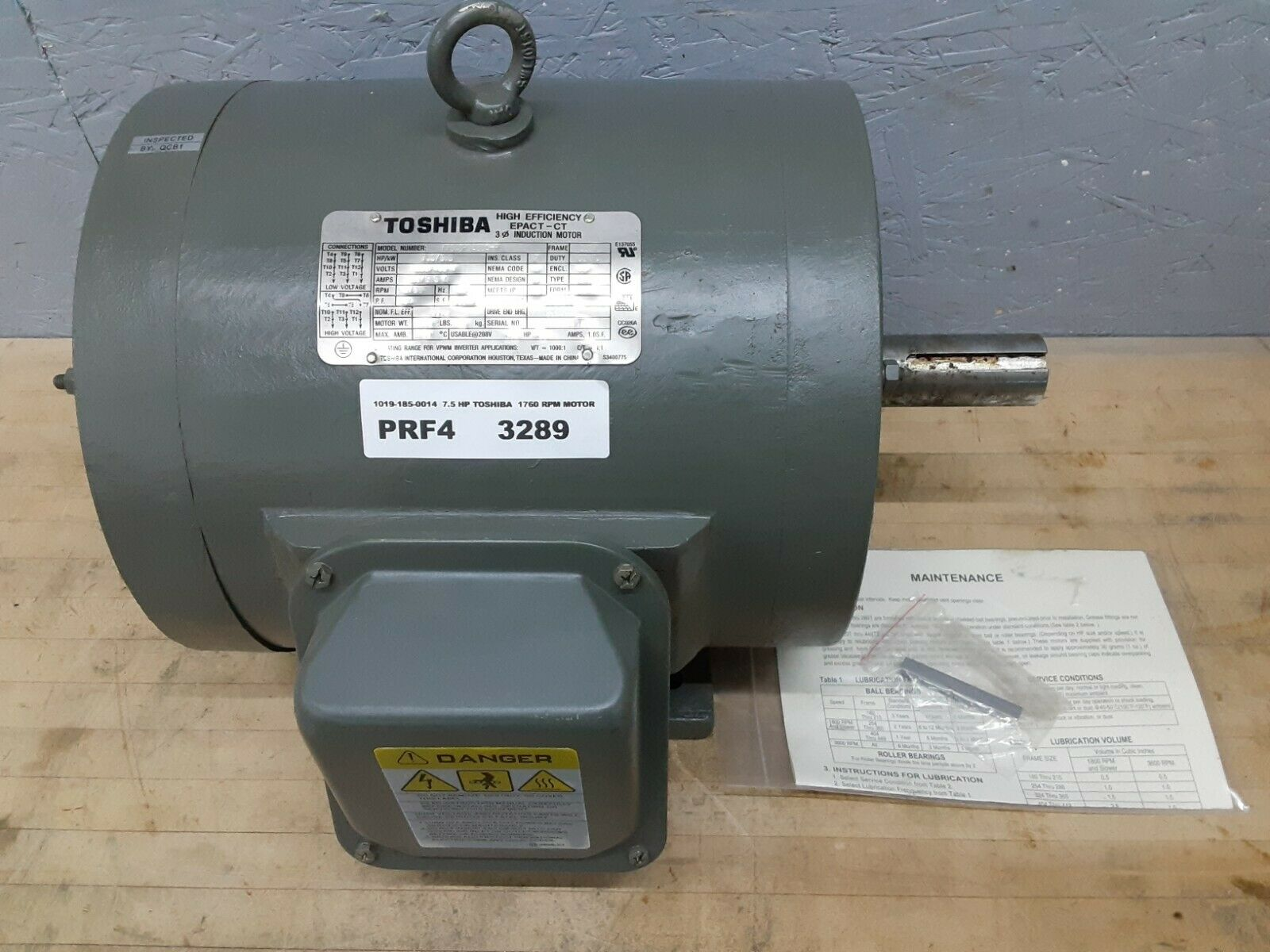 SQUARE D ELECTRIC MAGNETIC MOTOR STARTER CONTROL 7.5HP 230V 3PH 8911DPSG23V09