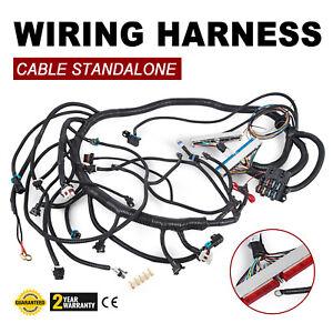 Details about 1997-2002 DBC LS1 Standalone Wiring Harness With T56 on ls1 carburetor, ls1 swap harness, ls1 oil cooler, ls1 ignition wire terminals, ls1 exhaust, ls1 wheels, custom ls1 harness, ls1 power steering pump, ls1 driveshaft, ls1 fuel pressure regulator, stock ls1 harness, ls1 fuel rail, ls1 brakes, ls1 pulley, ls1 fuel line, 68 camaro ls1 wire harness, ls1 fuel filter, 2000 ls1 harness, ls1 engine harness,