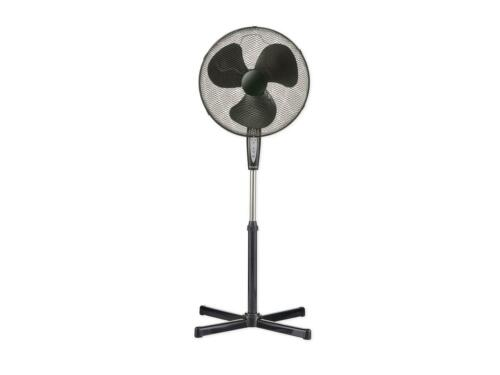 Standventilator Ventilator 45 W Fernbedienung schwarz SILVERCREST B-Ware