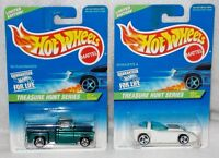 Hot Wheels 1997 Hot Wheels Complete Set Of Treasure Hunts - Free Shipping
