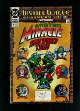 Justice LEAGUE < International SPECIAL > US DC COMIC vol.1 # 1/'89