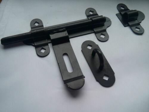 Heavy Duty Door Gate Sliding Bolt Lock 210mm