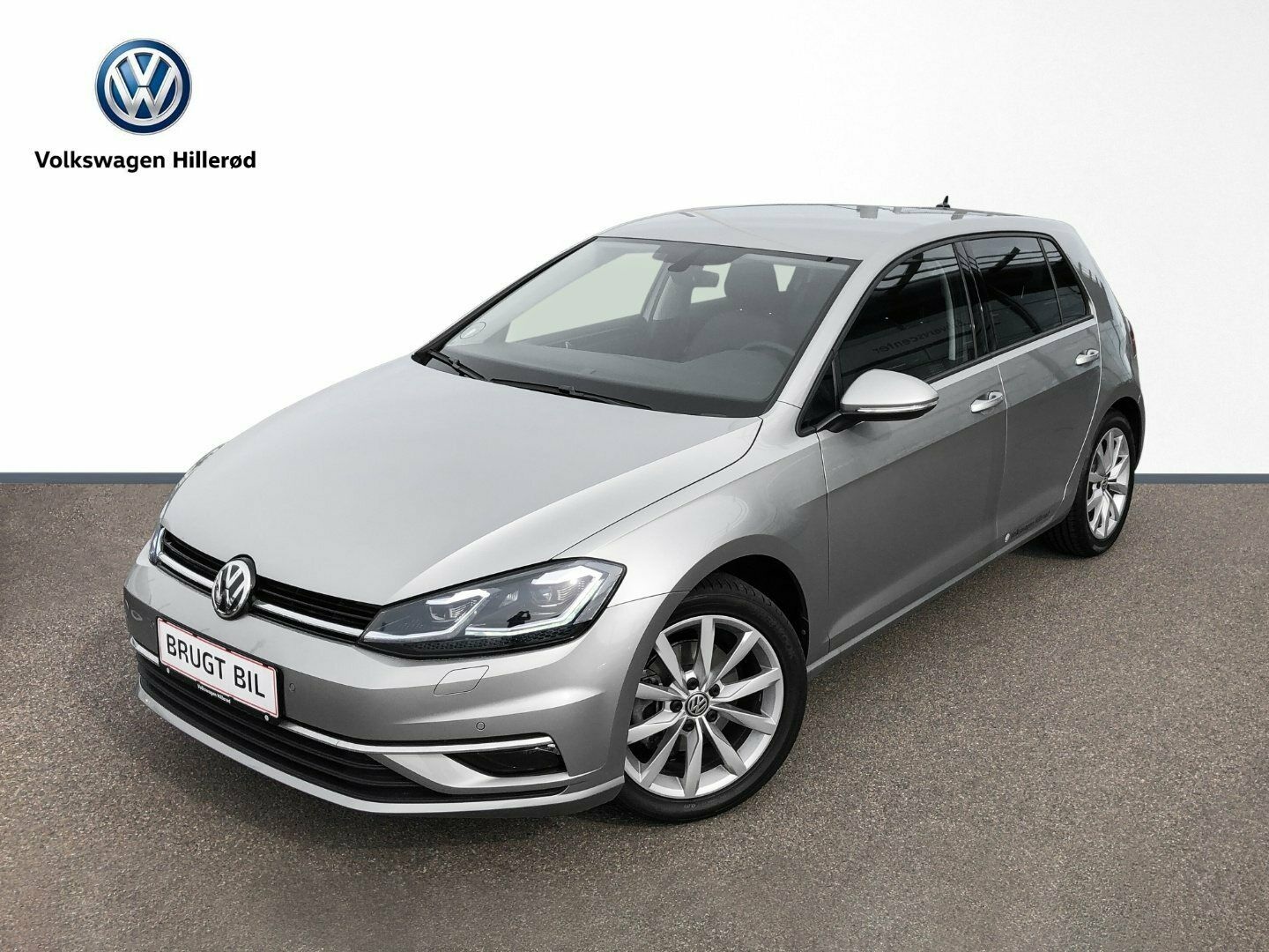 VW Golf VII 1,5 TSi 150 Highline DSG 5d - 309.900 kr.