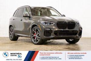 2021 BMW X5 XDrive40i Trsp, Prep., Options INCL. sans/NO SURPRISES