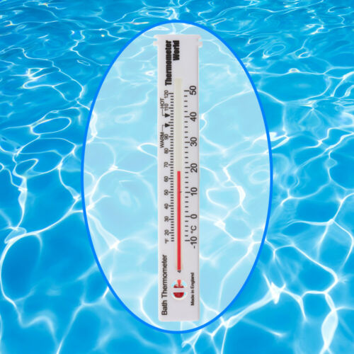 IN-042 BATH THERMOMETER WATER TEMPERATURE BABY CHILD ELDERLY FLOATING SAFE
