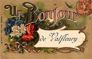 CPA-Un-Bonjour-de-Valfleury-664161