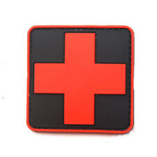 Rock & Pop Music Memorabilia Original 3d Medic Red Cross Patch Reflective Emt Ir Patches Military Tactical Morale Patch Rubber Biker Fastener Pvc Glow In Dark Badges