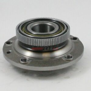 NEW-WHEEL-BEARING-amp-HUB-ASSEMBLY-FRONT-LH-OR-RH-FITS-1982-1988-BMW-528E-29513094