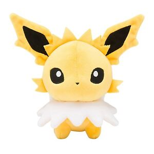 Pokemon-Center-Original-Muneca-de-Felpa-Munecos-De-Pokemon-Jolteon-Japon-Importacion-Oficial
