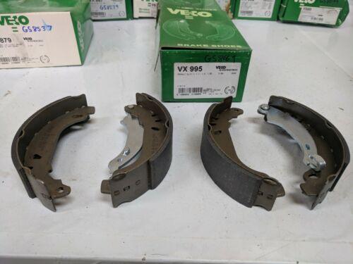 VECO REAR BRAKE SHOES VX995 RENAULT CLIO MK 2 1998-2007