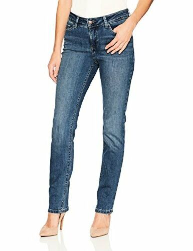 Lee Womens Collection 35205 Perfect Fit Straight Leg Jean Choose SZ//Color.