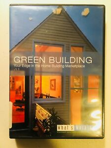 Details about Green Building: Your Edge in the Home Building Marketplace  (4-Disc DVD Set) *LN*