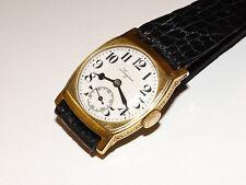 Longines,Antik,Verziert,Art Deco,HAU,18 Karat / 750,Gold,Armbanduhr,Wristwatch