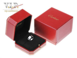 cartier ring packaging