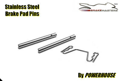 Kawasaki Suzuki Tokico Rear brake caliper pad pin W spring clip