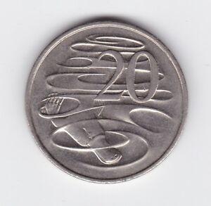 2000-Australia-20-Twenty-Cent-Coin-P-299