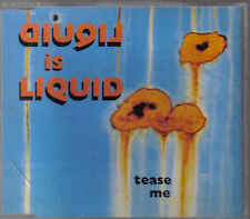 Liquid Is Liquid-Tease Me cd maxi single eurodance